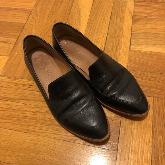 b9f304c7644 Madewell Shoes - Madewell Frances Loafer - Black 6.5